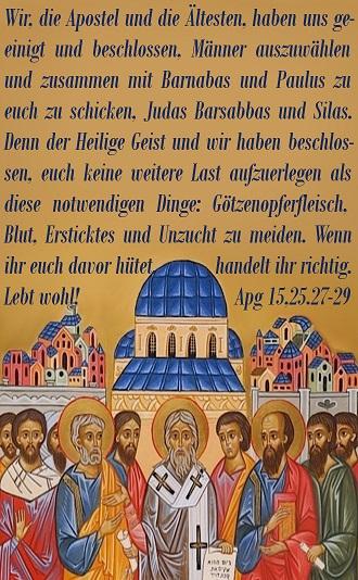 Apostelgeschichte 15